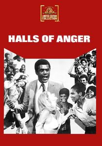 Halls of Anger , Calvin Lockhart