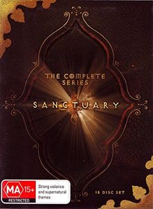 Sanctuary: The Complete Seasons 1-3 [Import]