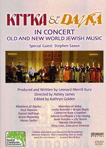 Kitka & Davka in Concert: Old & New World Jewish M