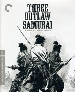Three Outlaw Samurai (Criterion Collection)