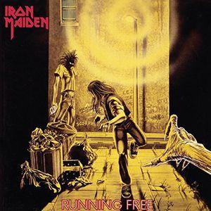 Running Free [Import] , Iron Maiden