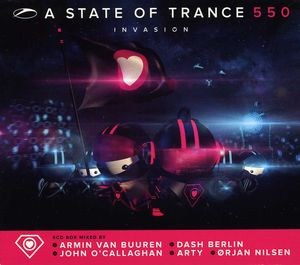 State of Trance 550 [Import]