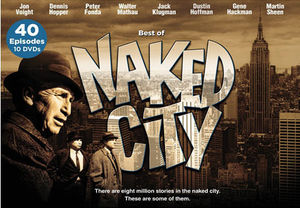 Naked City: Best of Naked City , Ed Asner