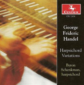 Harpsichord Variations