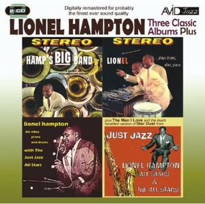 Hamp's Big Band /  Plays Drums, Vibes, Piano