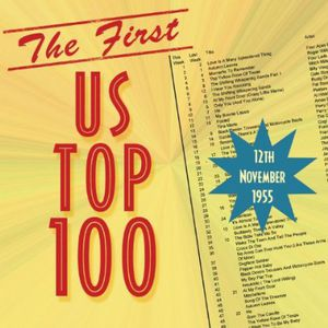 First Us Top 100: November 12th 1955 /  Various