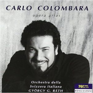 Carlo Colombara Sings Opera Arias
