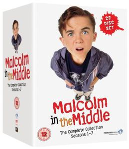 Malcolm in the Middle: Complete Collection [Import]