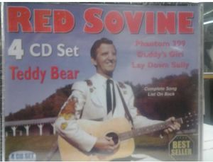 Red Sovine Giddy-Up-Go on Collectors' Choice Music