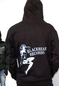 Blackheart Pin-Up Hoodie