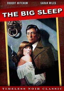 The Big Sleep , Robert Mitchum