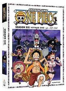 One Piece: Season Six - Voyage One