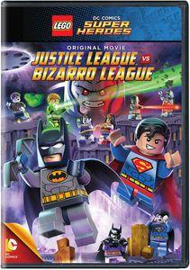 Lego: DC Comics Super Heroes: Justice League Vs. Bizarro League