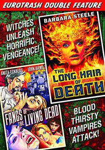 Eurotrash Double Feature: Long Hair of Death