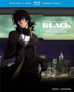 Darker Than Black - The Complete Season 2 Box Set