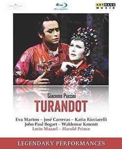 Turandot - Wiener Staatsoper 1983
