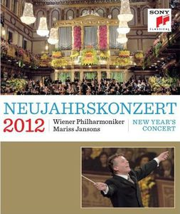 Neujahrskonzert: New Year's Concert 2012 (Blu-Ray) [Import]
