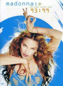 Madonna: Video Collection 1993-1999 [Import]