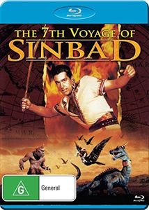Seventh Voyage of Sinbad [Import]
