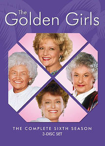 The Golden Girls: The Complete Sixth Season