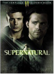 Supernatural: The Complete Eleventh Season , Jared Padalecki