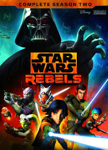 Star Wars Rebels: Complete Season Two