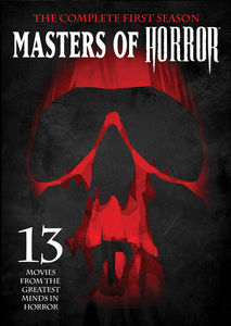 Masters of Horror: The Complete First Season