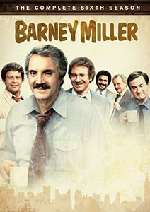 Barney Miller: The Complete Sixth Season