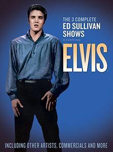 The 3 Complete Ed Sullivan Shows Starring Elvis