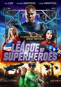 League Of Superheroes
