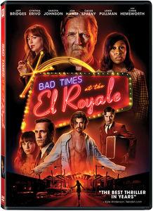Bad Times At The El Royale , Jeff Bridges