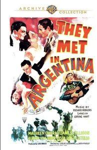 They Met In Argentina , Maureen O'Hara