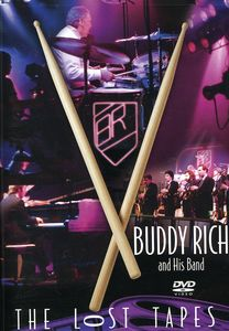 Buddy Rich: The Lost Tapes
