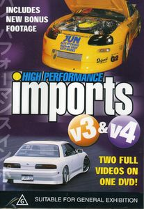 High Performance Imports 3 & 4