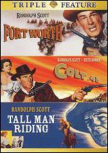Fort Worth /  Colt .45 /  Tall Man Riding