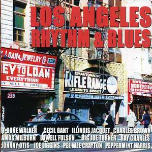 Los Angeles Rhythm and Blues 1944-1954