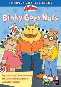 Arthur: Binky Goes Nuts