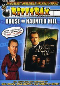 Rifftrax: House on Haunted Hill