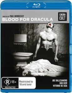 Blood for Dracula [Import]