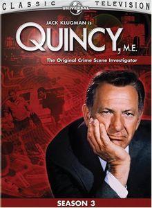 Quincy, M.E.: Season 3