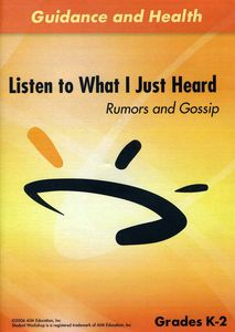 Listen to What I Just Heard: Rumors & Gossip