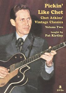 Pickin Like Chet-Chet Atkins Vintage Class 2