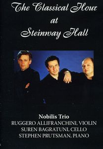 Classical Hour at Steinway Hall