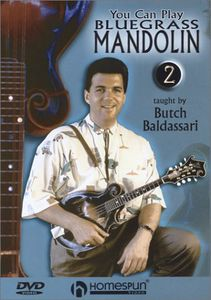 You Can Play Bluegrass Mandolin: Volume 2