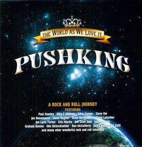 World As We Love It [Import] , Pushking