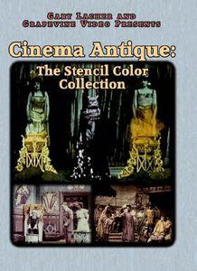 Cinema Antique: The Stencil Color Collection