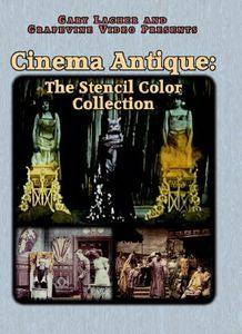Cinema Antique: The Stencil Color Collection