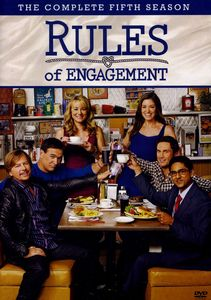 Rules of Engagement the Complete Fifth Season