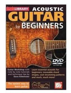 Acoustic for Diginners: For Guitar