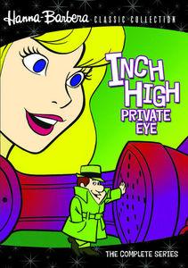 Inch High Private Eye: The Complete Series , Lennie Weinrib